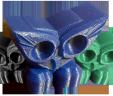3D Owls