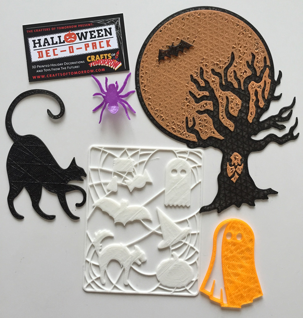 Dec-O-Pack: Haunted Tree
